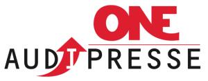 logo ONE Audipresse